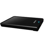 ADATA TECHNO AHV620S-4TU31-CBK HV620S 4TB 2.5 USB 3.1 SLIM BLACK