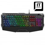 SHARKOON SKILLER SGK4 TASTIERA SKILLER SGK4 LAYOUT ITA GAMING RGB