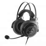 SHARKOON SKILLER SGH3 STEREO GAMING HEADSET, USB SOUND CARD