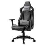 SHARKOON SHARK ELBRUS 2 BLACK/GRAY ELBRUS 2 GAMING CHAIR