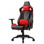 SHARKOON SHARK ELBRUS 2 BLACK/RED ELBRUS 2 GAMING CHAIR