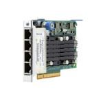 HEWLETT PACK 764302-B21 HPE FLEXFBRC 10GB 4P 536FLR-T ADPTR