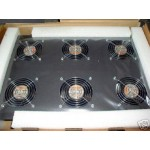HEWLETT PACK 257414-B21 RACK OPTION 10000-ROOF MOUNT FAN  220V