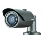 HANWHA TECHWIN QNO-7030R IP BULLET CAMERA 4MP IR 30M IP66 POE IK10