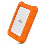 LACIE STFR1000800 1TB LACIE PORTABLE HDD RUGGED USB-C