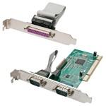 LINDY LINDY51242 SCHEDA PCI 2S1P 32 BIT