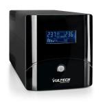 VULTECH UPS1500VA-PRO UPS 1500VA GR. DI CONTINUIT  LINE INTERACTIVE+LCD