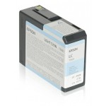 EPSON C13T580500 TANICA INCHIOSTRO ULTRACHROME K3 CIANO CHIARO 80ML