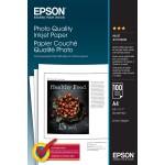 EPSON C13S041061 CARTA SPECIALE FINITURA OPACA A4 100FG