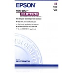 EPSON C13S041068 CARTA SPECIALE FINITURA OPACA A3 100FG