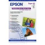 EPSON C13S041316 CARTA FOTOGRAFICA LUCIDA PREMIUM A3+ 20FG