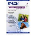 EPSON C13S041315 CARTA FOTOGRAFICA LUCIDA PREMIUM A3 20FG