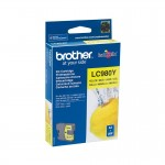 BROTHER LC980Y CARTUCCIA INK-JET GIALLO