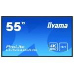 IIYAMA LH5542UHS-B1 55 LCD UHD SDM-L IPS 3840X2160 500NIT 18/7 ANDROID