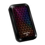 ADATA TECHNOLOGY B.V. ASE770G-1TU32G2-CBK ADATA SSD ESTERNO SE770G 1TB RGB TYPE-C/USB-A