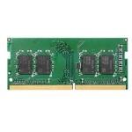 SYNOLOGY INC. D4NESO-2666-4G SYNOLOGY MEMORIA 4 GB DDR4 2666 MHZ