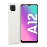 SAMSUNG MOBILE SM-A125FZWVEUE GALAXY A12 WHITE 64GB 4GB LTE