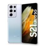 SAMSUNG MOBILE SM-G998BZSDEUE SAMSUNG GALAXY S21 ULTRA 128GB 12GB 5G SILVER