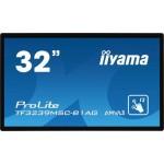 IIYAMA TF3239MSC-B1AG 32  TOUCH 1920X1080 24/7 2XHDMI. DISPLAYPORT. VGA