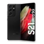 SAMSUNG MOBILE SM-G998BZKHEUE SAMSUNG GALAXY S21 ULTRA 512GB 16GB 5G BLACK