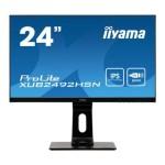 IIYAMA XUB2492HSN-B1 24 FHD BUSINESS ETE IPS USB-C DOCK