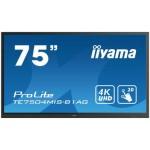 IIYAMA TE7504MIS-B1AG 75 UHD IR 20P Touch AG with Interactive Android OS