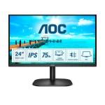AOC 24B2XDA 23.8 16:9 1920X1080 75HZ 250CD/M HDMI DVI VGA