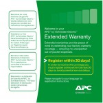 APC WBEXTWAR3YR-SP-04 SERVICE PACK 3 YEARS EXTENDED WARRANTY