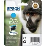 EPSON C13T08924011 CARTUCCIA ULTRA T0892 SCIMMIA 35 ML CIANO