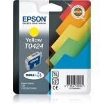 EPSON C13T04244010 CARTUCCIA T0424 RACCOGLITORI  160 ML GIALLO