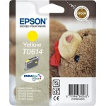 EPSON C13T06144010 CARTUCCIA ULTRA T0614 ORSETTO  80 ML GIALLO