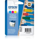 EPSON C13T05204010 CARTUCCE SERIE T0520 ABACUS 350 ML 3 COLORI