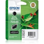 EPSON C13T05484010 CARTUCCIA T0548 RANA  130 ML NERO MATTE