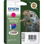 EPSON C13T07934010 CARTUCCIA CLARIA PHOTO T0793 GUFO  111 ML MAGENTA