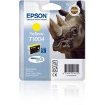 EPSON C13T10044010 CARTUCCIA T1004 RINOCERONTE  111 ML GIALLO