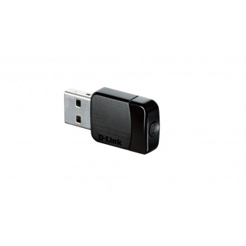 D-LINK DWA-171 WIRELESS AC DUAL BAND USB MICRO ADAPTER
