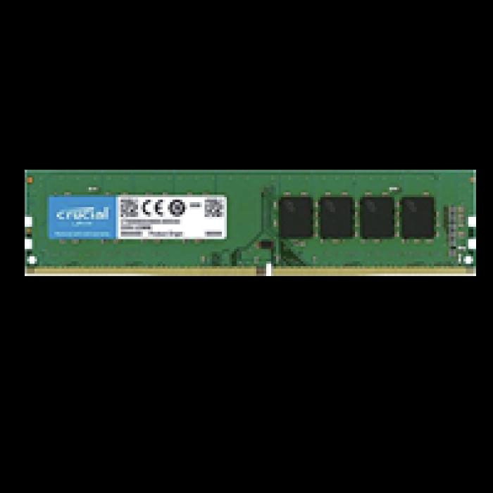 CRUCIAL CT4G4DFS824A CRUCIAL 4GB DDR4-2400 UDIMM