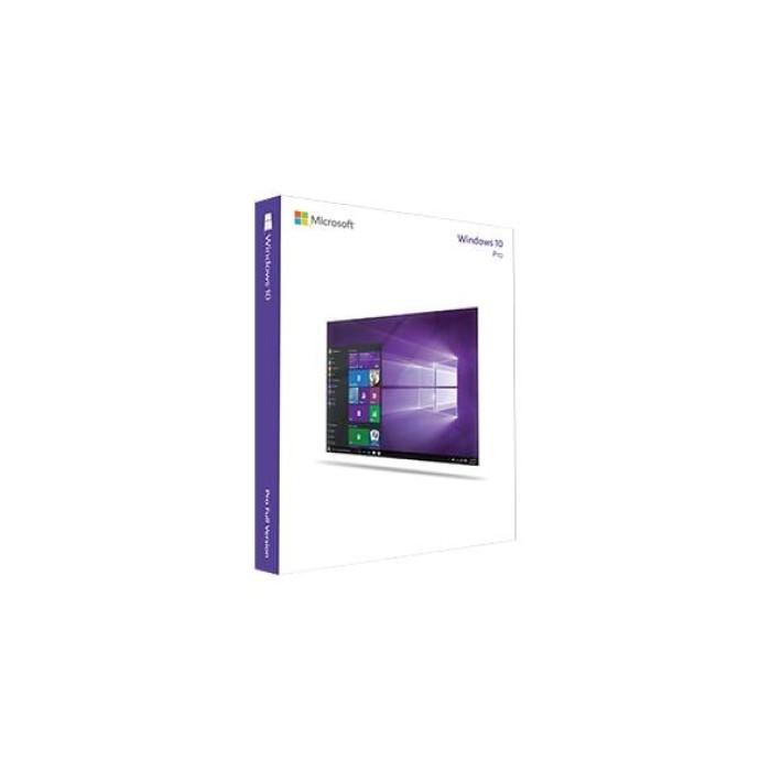 MICROSOFT FQC-08913 WIN PRO 10 64BIT ITALIAN 1PK DSP OEI DVD