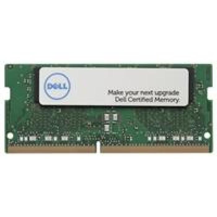 DELL A9206671 DELL 8 GB CERTIFIED MEMORY MODULE SODIMM 2666MHZ