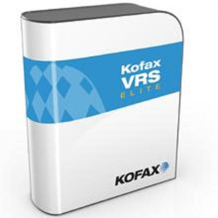 KO - KOFAX VP-D005-0001 VRS ELITE DESKTOP VERSION