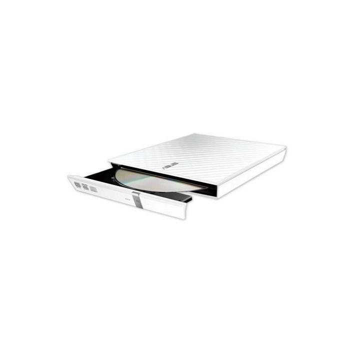 ASUS COMPONENTS 90-DQ0436-UA221KZ ASUS MASTERIZZATORE DVD ESTERNO USLIM 8X USB 2.0 W