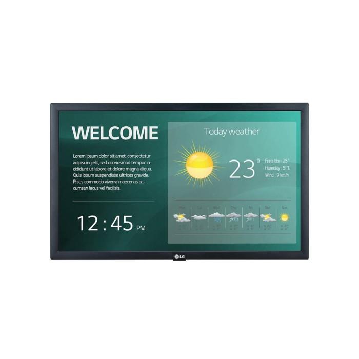 LG ELECTRONICS 22SM3G-B.AEU 22 LED IPS 1920X1080 16:9 250NIT 1000:1 14MS