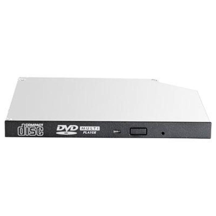 HEWLETT PACKARD ENT 726536-B21 HP 9 5MM SATA DVD-ROM JACKBLACK GEN9 OPTICAL DRIVE