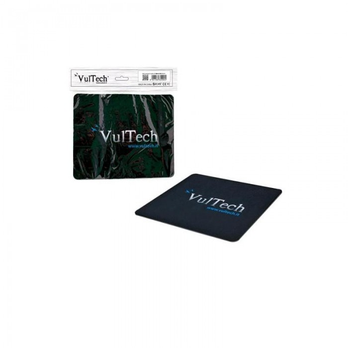 VULTECH MP-01N MOUSE PAD TAPPETINO PER MOUSE VULTECH MP-01N NERO