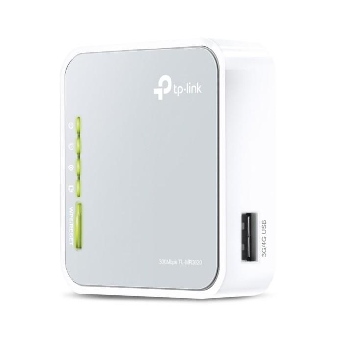 TP-LINK TL-MR3020 LTE/3G WIFI ROUTER V.3